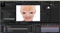 Digital Tutors – Научно-фантастический цифровой макияж. Использование отслеживания лица в After Effects